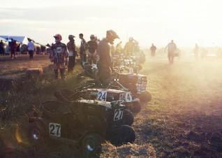 Tom Weatherill :: Lawn Mower Racers