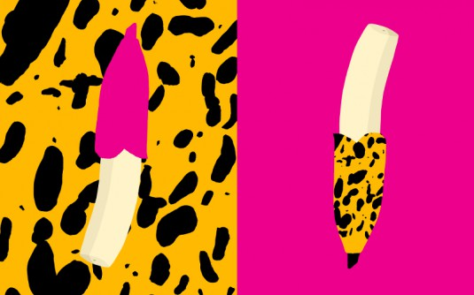 Banana by Rose Blake