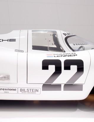 Benedict Redgrove :: Citizen-K Porsche