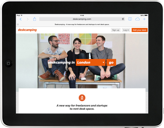 Deskcamping_Homepage