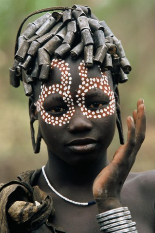 Hans Silvester :: The Ethiopian Peoples of the Omo Valley