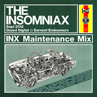 The INX Maintenance Mix for Dazed Digital