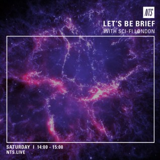 LBB on NTS w/ Sci-Fi London founder Louis Savy