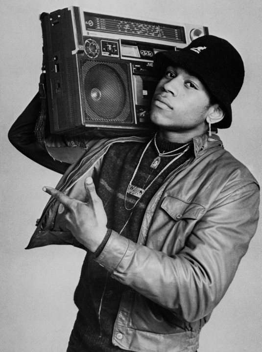 LL Cool J 1985 ©Janette Beckman