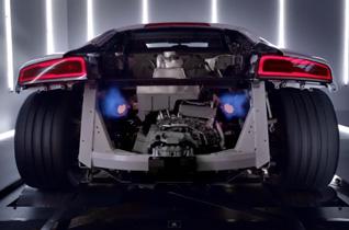 BBH :: New Audi R8 V10