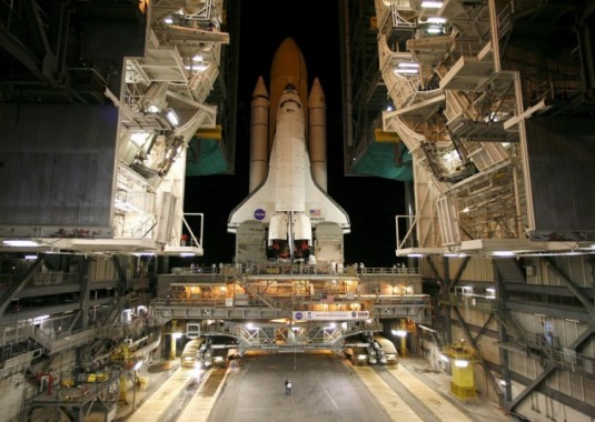 how much does space shuttle atlantis weigh - photo #36