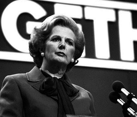 comparative politics margaret thatcher vs vladimir