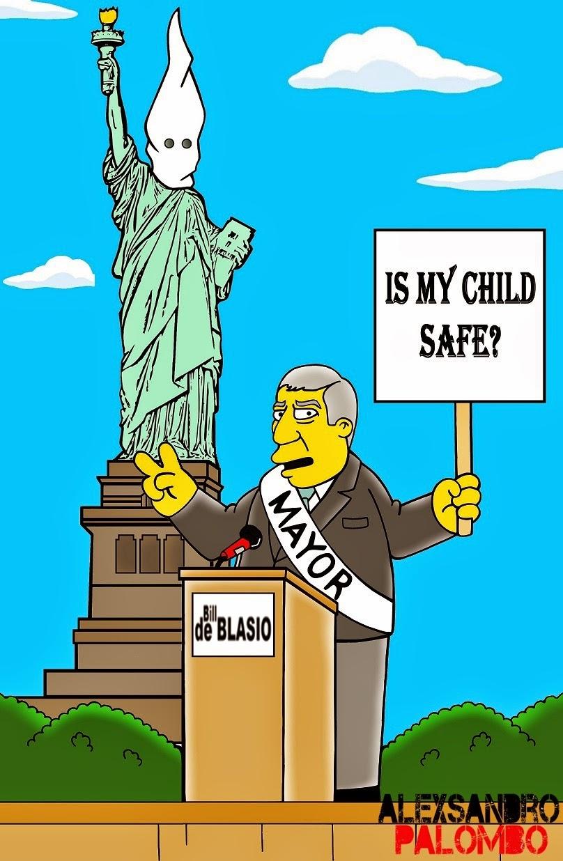 Alexsandro palombo i can 39 t breathe - Marge simpson et bart ...