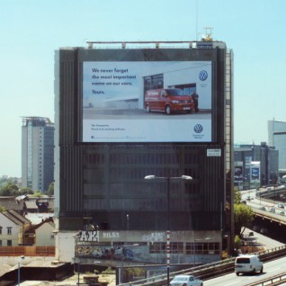 Volkswagen :: Commercial Vehicles' campaign