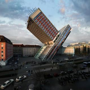 Victor Enrich gives the NH Deutscher Kaiser Hotel a musical facelift