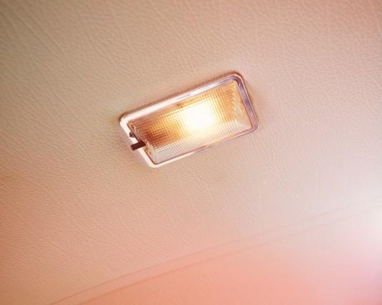 Volvo+245DL+-+Interior+light