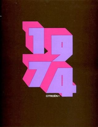 Citeoën 2CV :: 70's brochure fronts