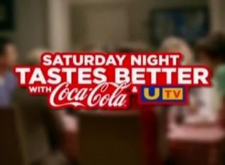 Coca Cola :: Saturday night tastes better