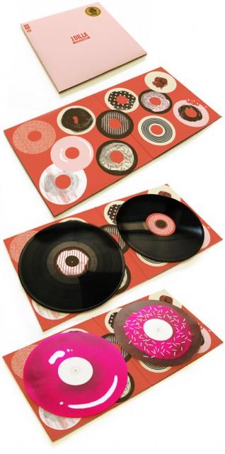 J Dilla Donut Shop :: Serato & Stones Throw combo