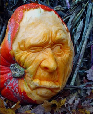 Ray Villafane :: Incredible Carved Pumpkins