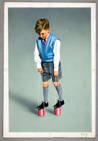 Lawrence Zeegen :: Ladybird by Design