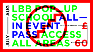LBB Pop-Up School 'All-In' Pass