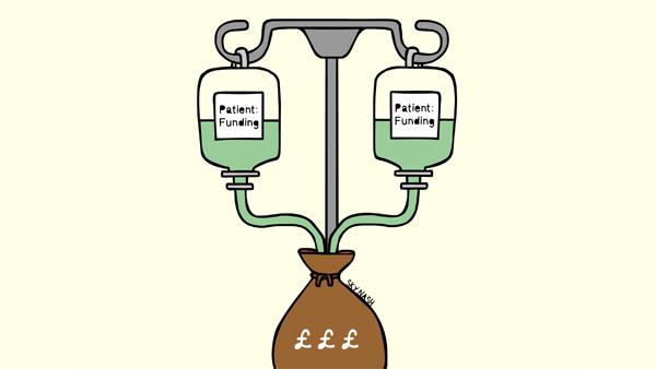 Why the NHS needs the EU lifeline