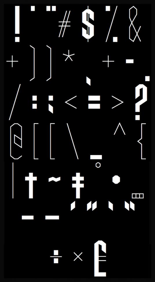 liason-glyphs