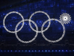 Don't worry Sochi 2014, Audi show that four rings are all you need