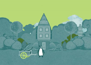 The Penguin English Library opens its doors
