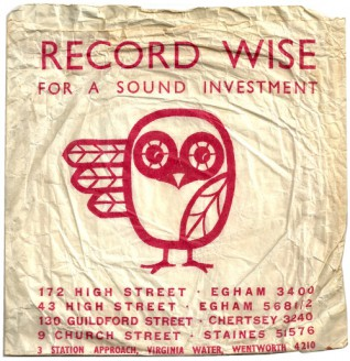 British Record Bags 1960–1990