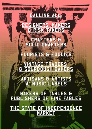 State of Independence Market :: The Callout