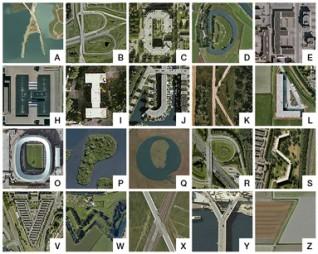 Thomas de Bruin :: Google Earth Alphabet