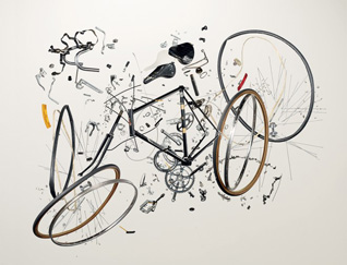 Todd McLellan :: Things Come Apart