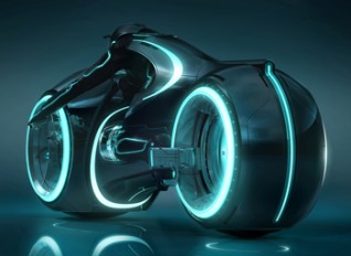 Tron Legacy :: One day all films might be made this way