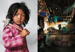 James Mollison :: Where Children Sleep