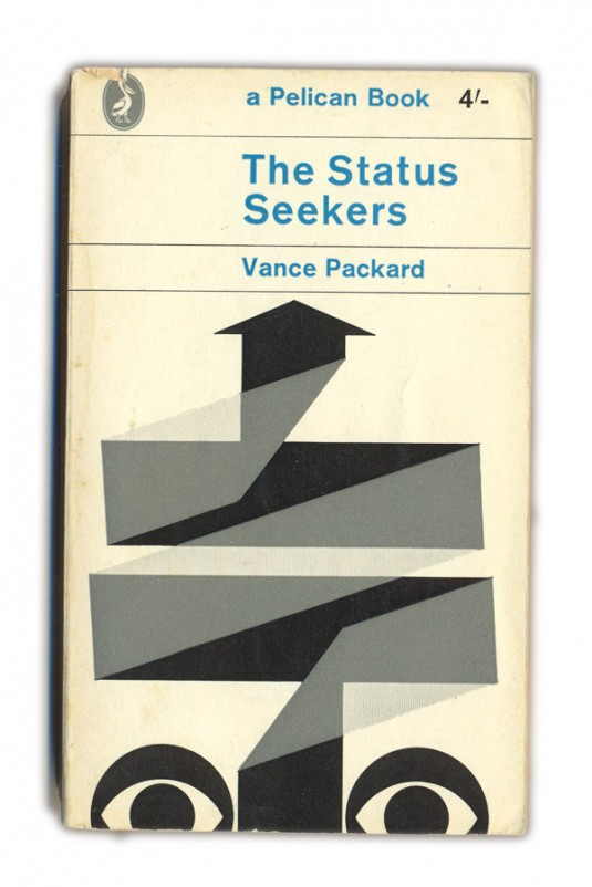 1961 The Status Seekers - Vance Packard