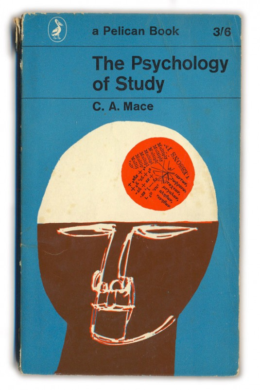 1963 The Psychology of Study - C.A.Mace