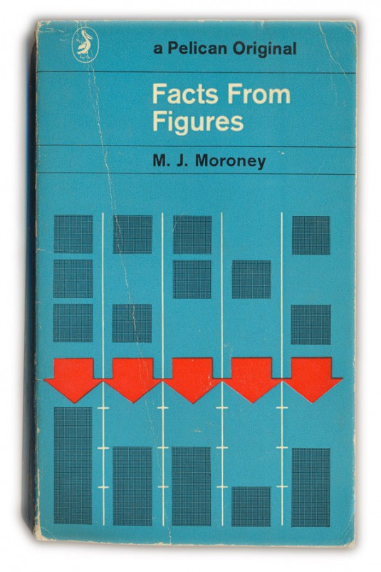 1969 Facts from Figures - M.J.Moroney