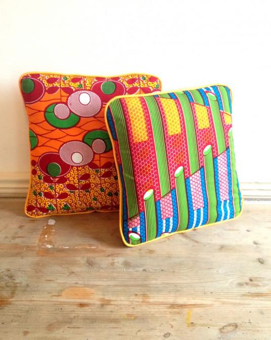 Gaynor Trophies 2 cushions