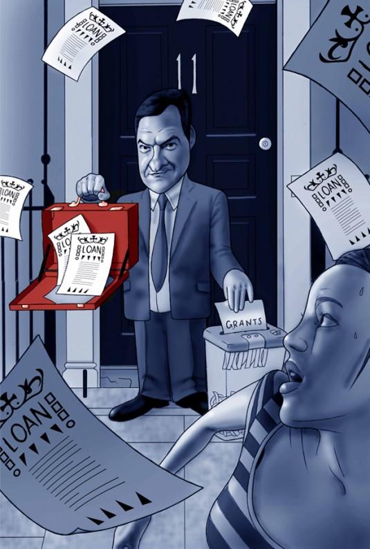George Osborne - Paper Cutz (LBB)