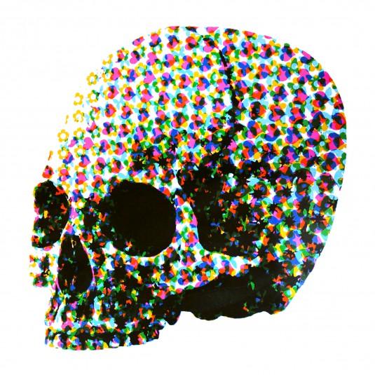 Hello Print Studio-Alex_Calothis_skull