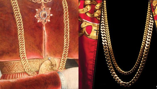 LEFT_detail_of_Christ_Blessing_surrounded_by_a_Donor_Family_Unknown_German_Painter_1560_RIGHT_2_Chainz