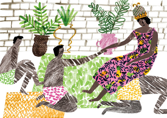 Queen-Njinga-Mbande-by-Charlotte-Trounce