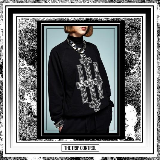 Teo pisces sweatshirt1000