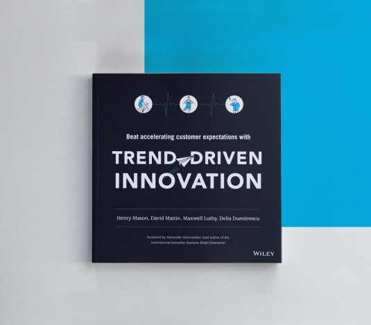 Trend Driven Innovation book cover