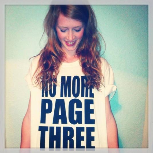 no more page 3